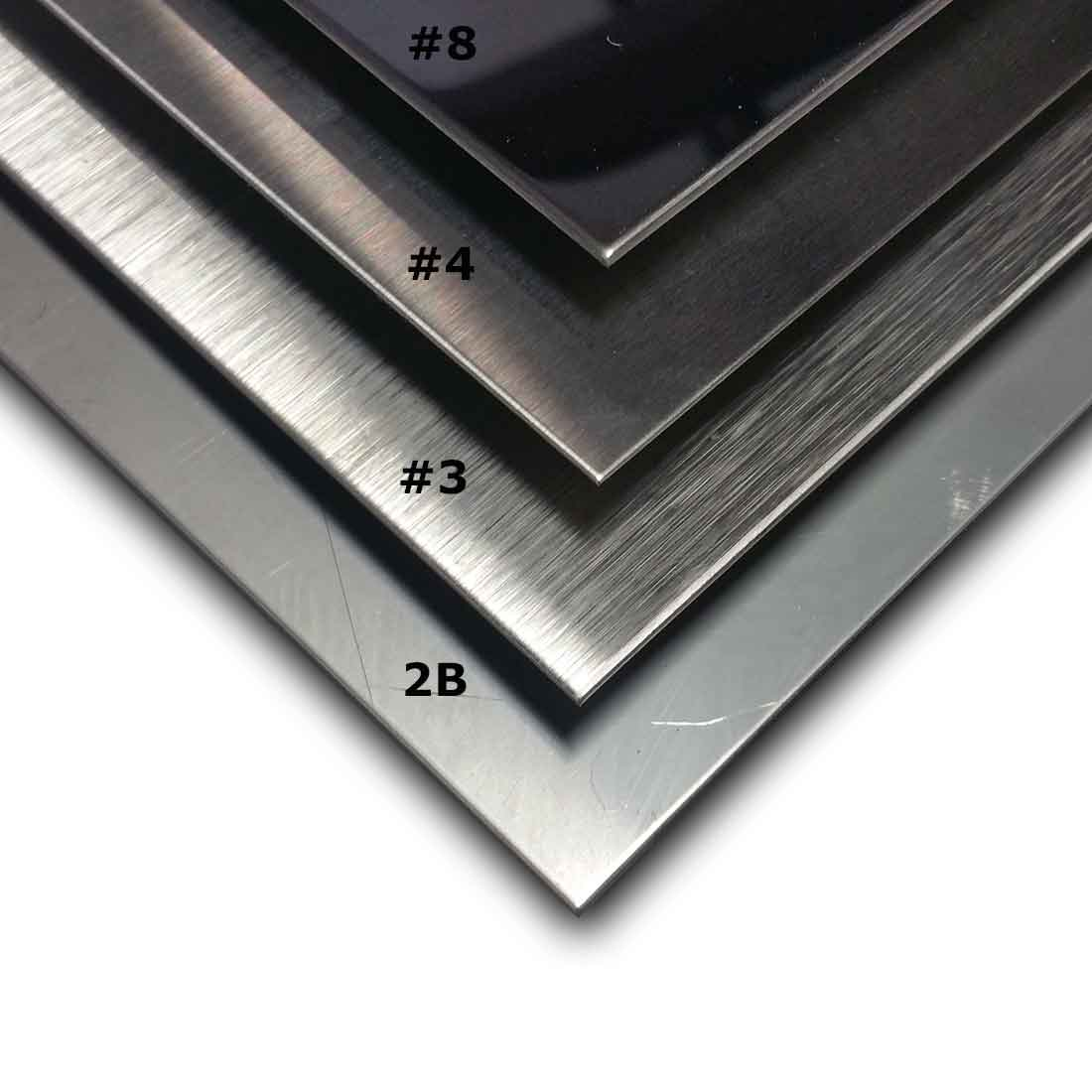 Premise Indicator Words: Guide To Stainless Steel Sheet Finishes